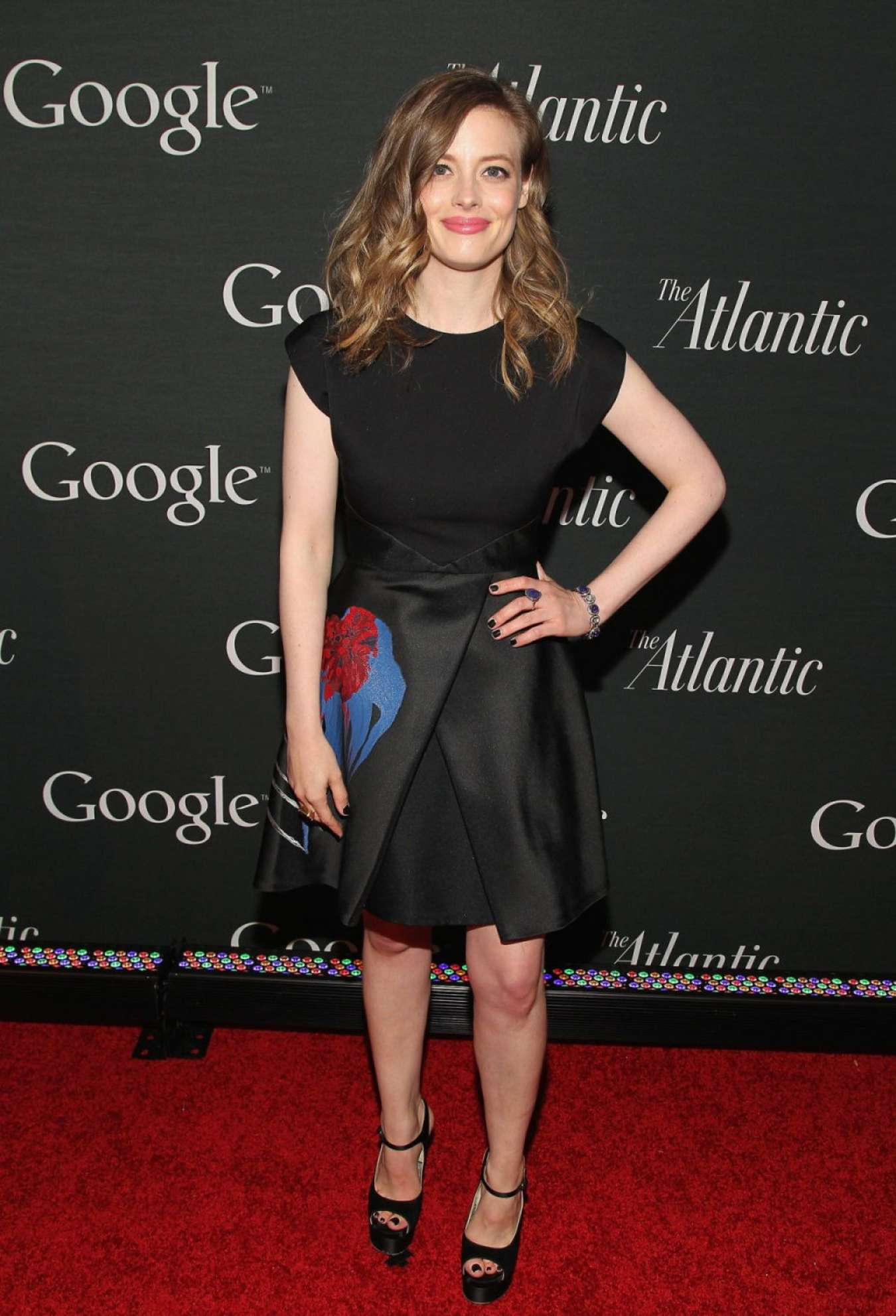 Gillian Jacobs White House Correspondents Party In