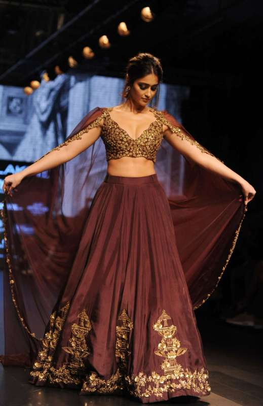 Image result for ileana d cruz lakme fashion week 2016