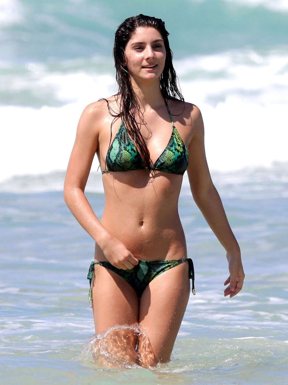 Josephine Georgia In Bikini At Gold Coast In Australia