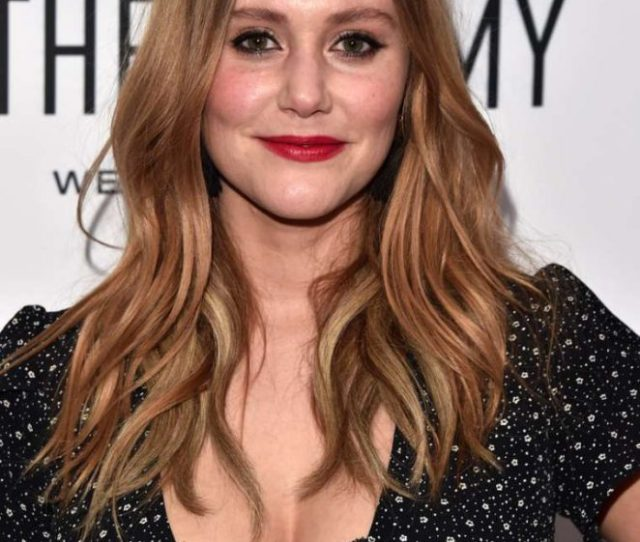 Julianna Guill Los Angeles Confidential Celebrates Awards Issue In West Hollywod