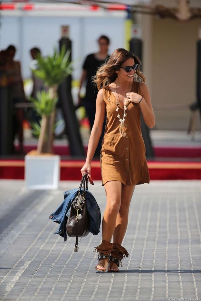 Grand What Abu Prix Wear Dhabi