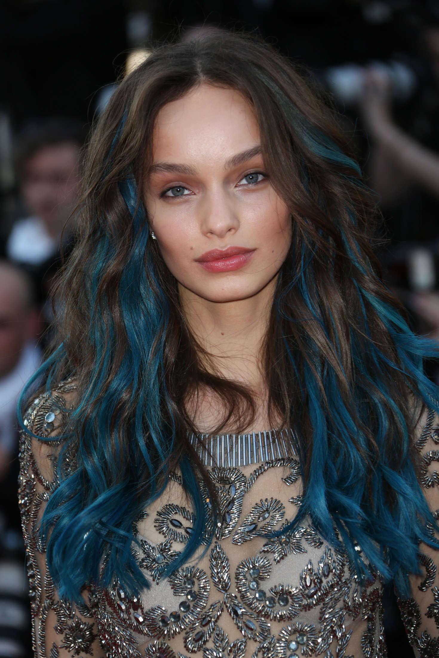 Luma Grothe Julieta Premiere At 2016 Cannes Film