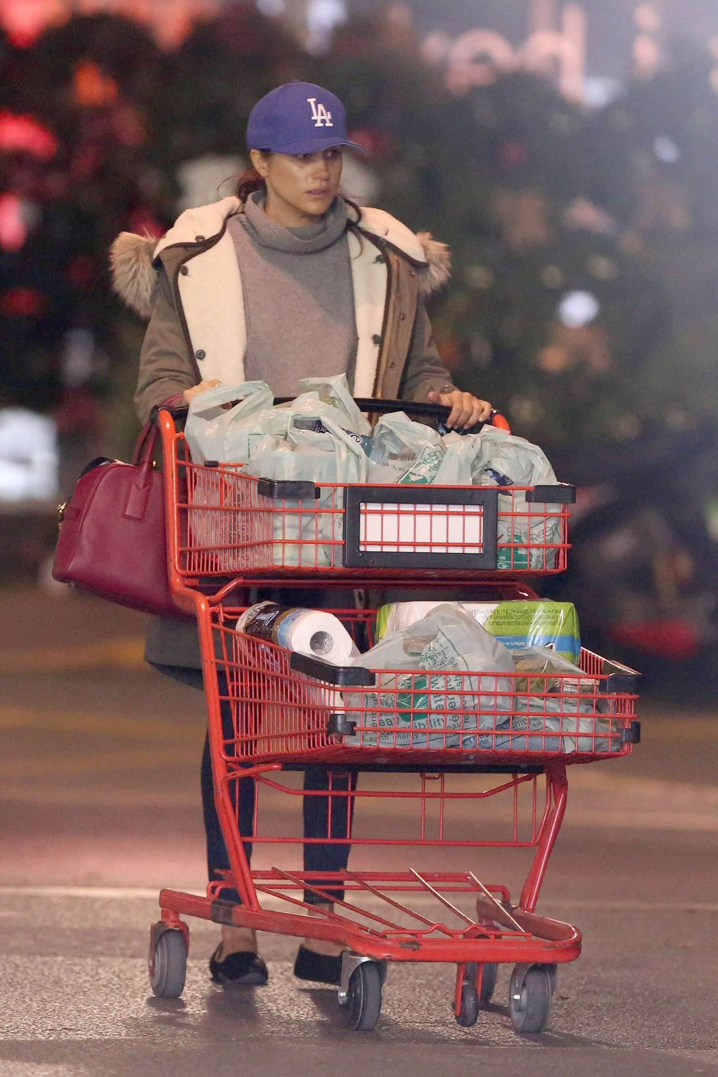 Meghan Markle Shopping In Toronto 02 GotCeleb