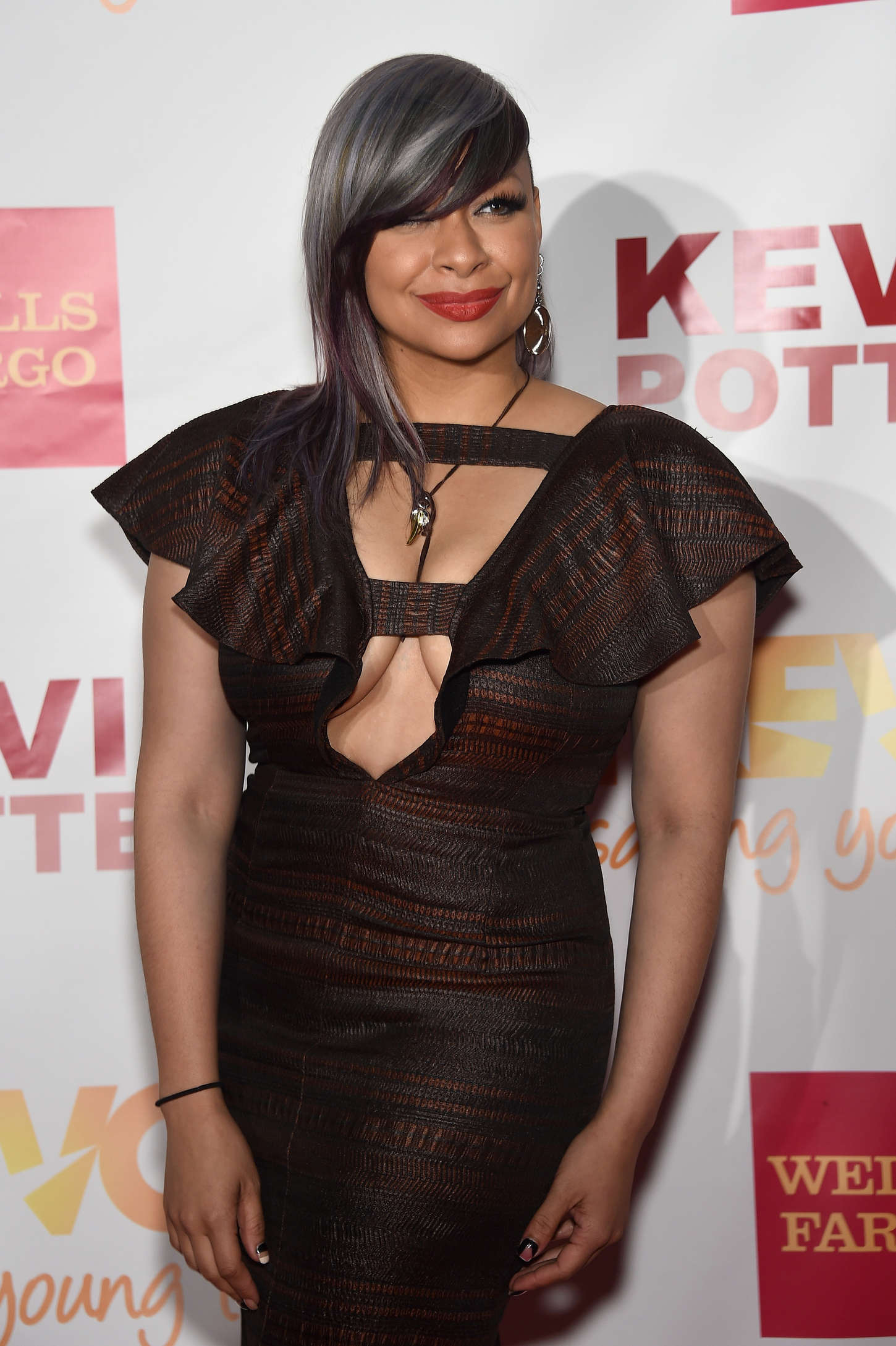 Raven Symone Raven-Symone - TrevorLIVE Event 2015 in New York