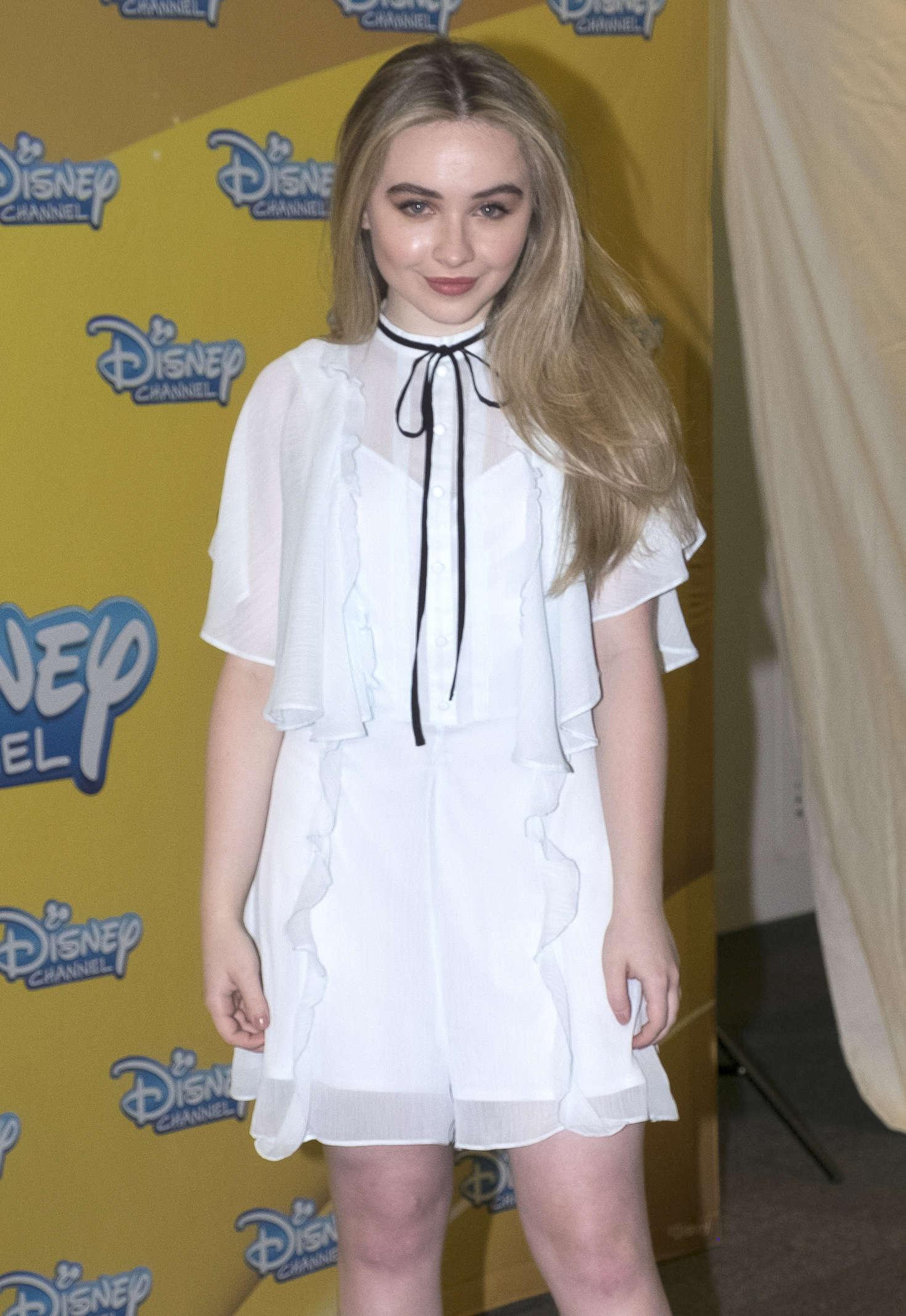Sabrina Carpenter Adventures In Babysitting Premiere
