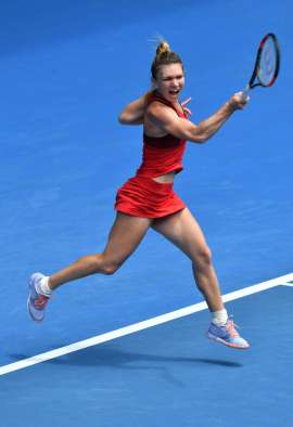 Simona Halep: 2018 Australian Open Day 6 -13 | GotCeleb