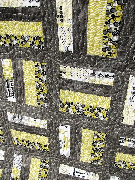 Grey and Yellow Brick Road 3