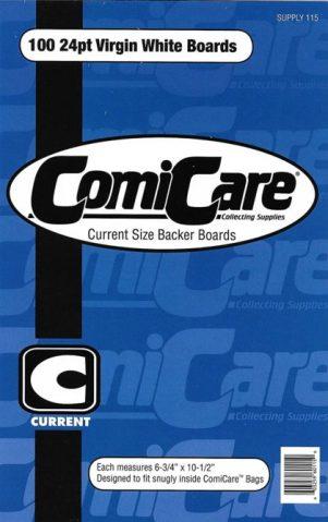 Comic Book Card stock