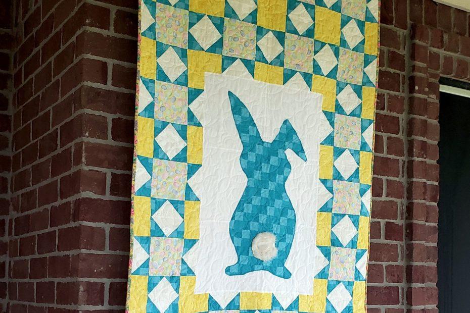 Bunny Butt Banner