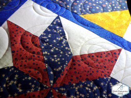 Patriotic Stars Sampler