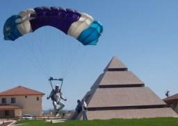 Pat Moorehead landing small