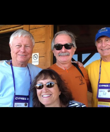 Skydiving Museum Leaders