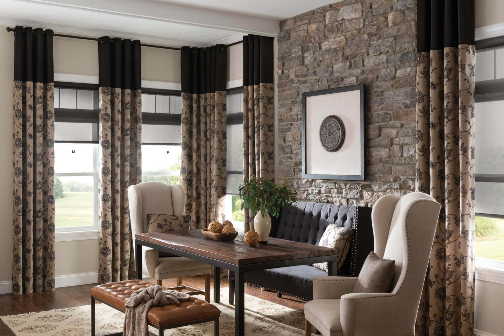 best window treatments for each room