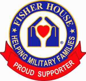 In the US, we are raising awareness and support for Fisher House Foundation.