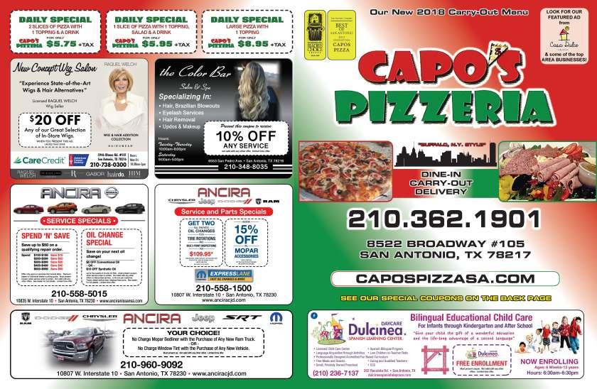 Capo's Pizza