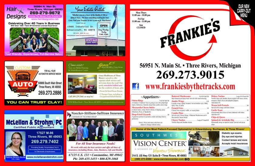 Frankie's By The Tracks