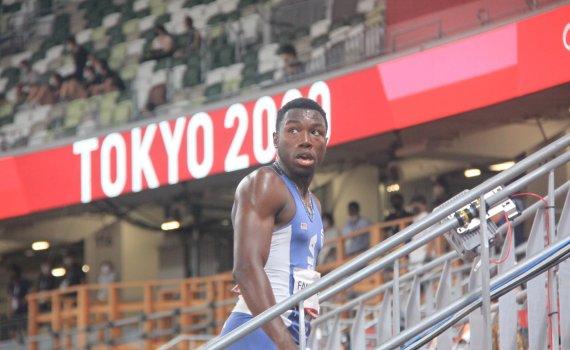 Joseph Fahnbulleh post-finals