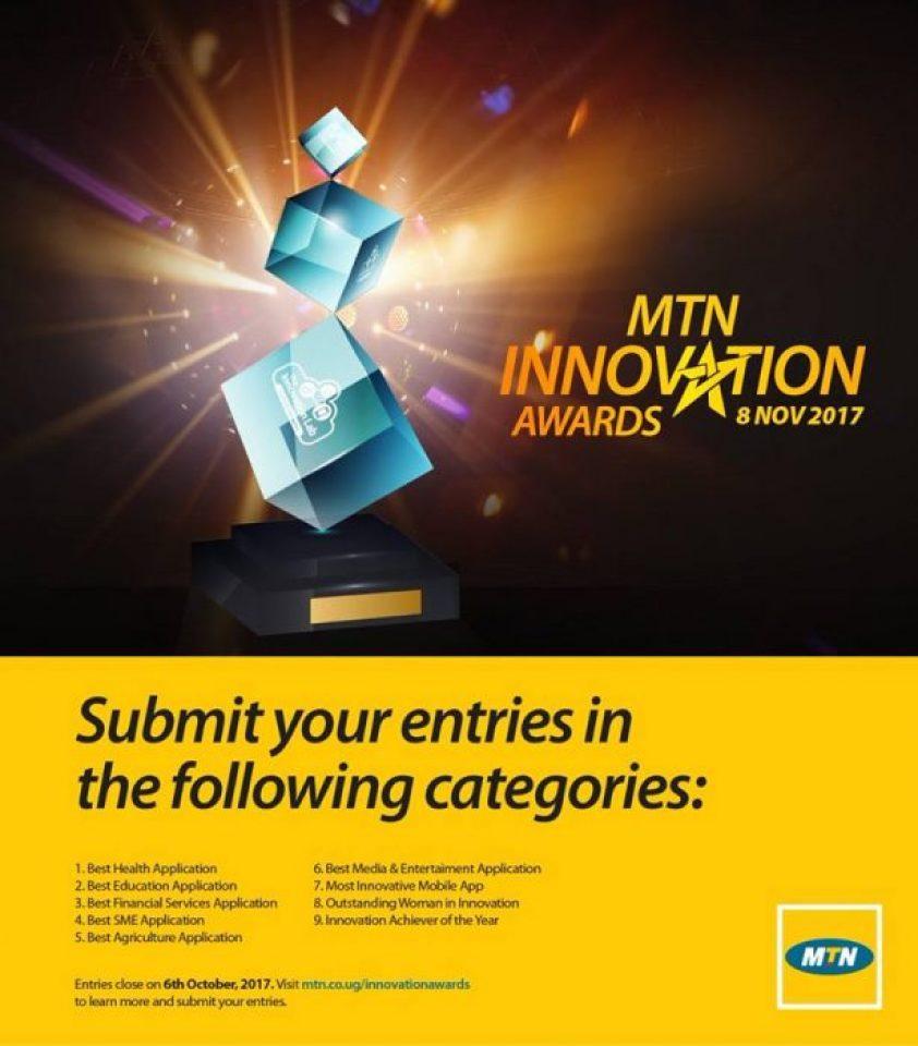 MTN Innovation Awards 2017