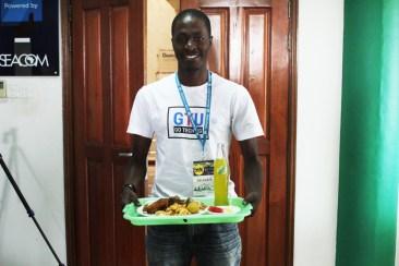 @gotechug @ wordcamp kampala