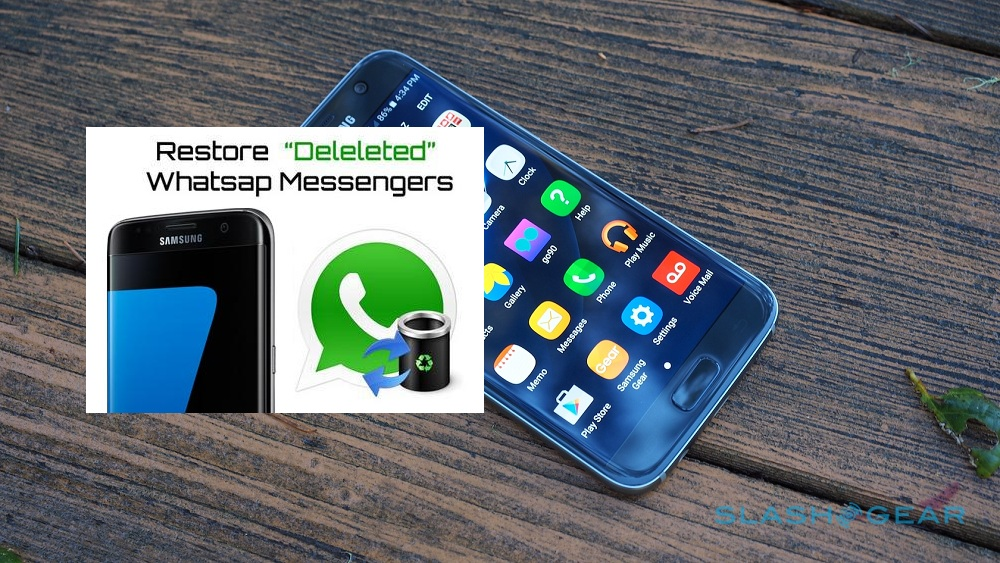 Recover Deleted WhatsApp Chat