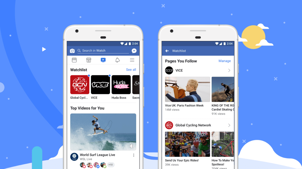 facebook watch global
