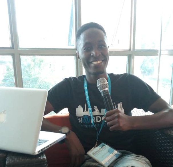 Hamza WordCampKla Speaker
