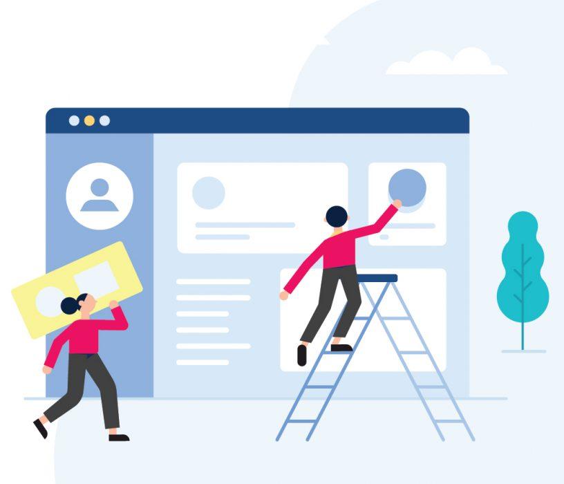 Make A Website with WordPress min