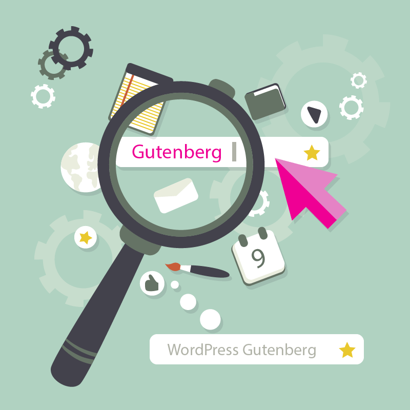 Gutenberg search