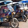 חוויה יחודית לתאילנד: נסיעה על טוק טוק ! הטוק הטוק הוא בעצם אופנוע טוסטוס ואליו מחובת יחידה מוסעת, עם מושב אחד, המסוגל להכיל עד 4 אנשים. לפעמים ישנם 2 מושבים […]