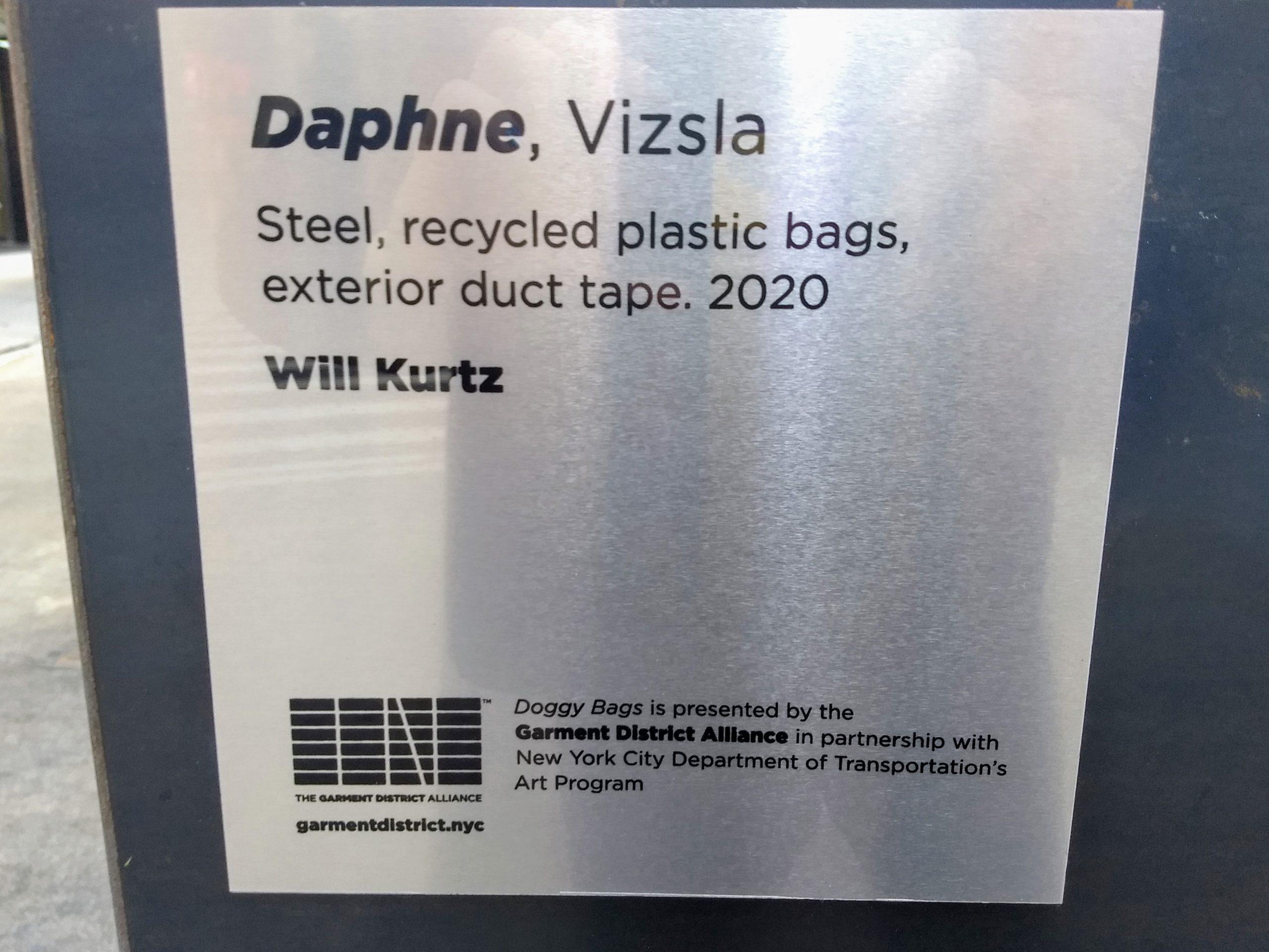 Daphne by Will Kurtz