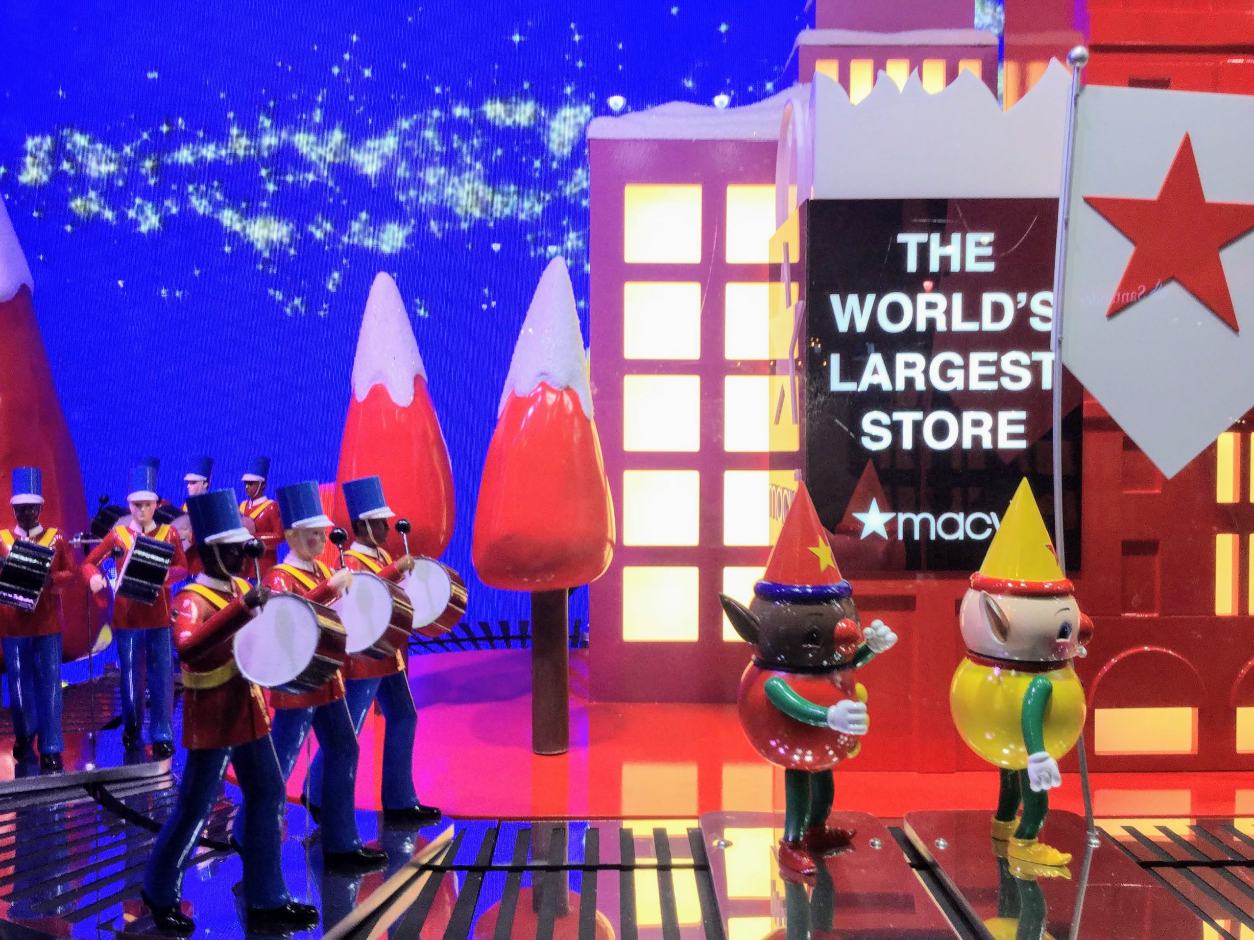 Macy's Holiday Windows