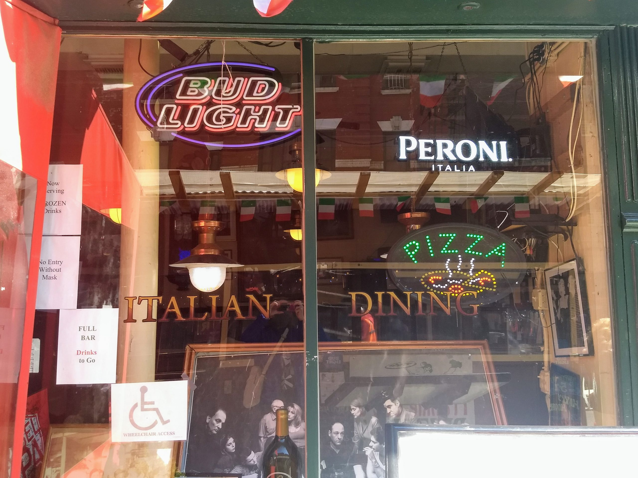 A trip to Little Italy