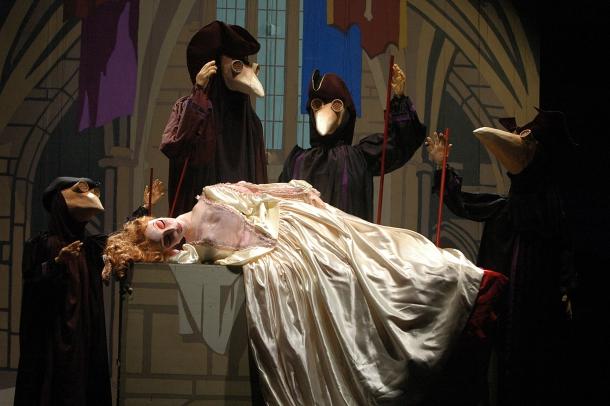 Gotham Chamber Opera, Respighi's La Bella Dormente