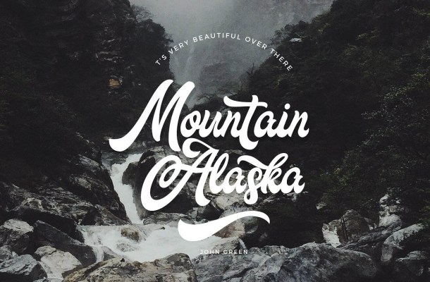 Fountain Typeface Font