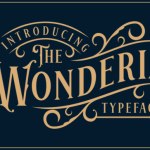 Wonderia Display Font