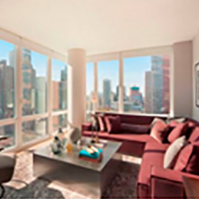 Luxury Midtown West Apartments Nyc No Fee Als At