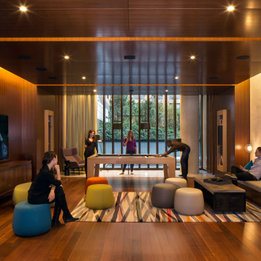 Explore The Amenities At Gotham West