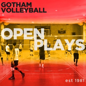 Open Play - Red @ Bayard Rustin Education Complex | New York | New York | United States
