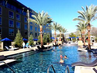 Viejas Casino Hotel Pool