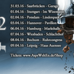 """ASP Tour 2016 """"Verfallen 2"""""""