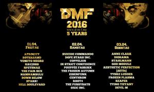 DMF 2016 - Dark Munich Festival