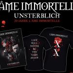 L´âme Immortelle – Release: Unsterblich – 20 Jahre L´âme Immortelle