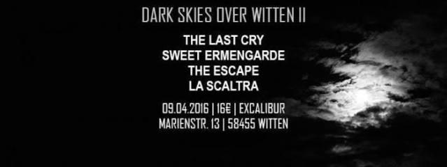 Dark Skies over Witten II