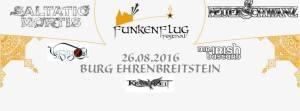 Funkenflug Festival 2016