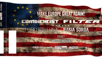 Combichrist / Lord of the Lost / Filter / Rabia Sorda on Tour