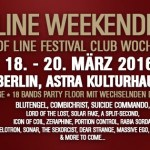 Out of Line Weekender 2016 – Konzertbericht vom Sonntag