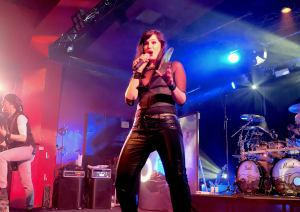 Xandria beim Out of Line Weekender 2017
