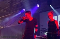 Ambassador21 das weissrussische Electro-Hardcore-Duo auf dem Mera Luna 2017