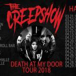 The Creepshow – Konzert 10.03.2018 in Berlin