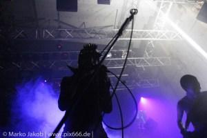 IAMX am 21.03.2018 im Kesselhaus, Berlin (c) 2018 Marko Jakob